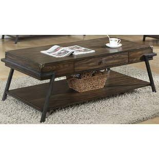 Bencomo Coffee Table by Foundry Select