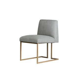 Nolanville Upholstered Dining Chair (Set Of 4) by Everly Quinn Coupon
