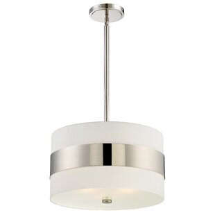 Brayden Studio Ellicott 3-Light Pendant