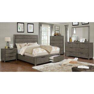 Elowen Platform Configurable Bedroom Set by Gracie Oaks Sale