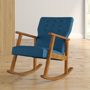 Brayden Studio Welborn Rocking Chair