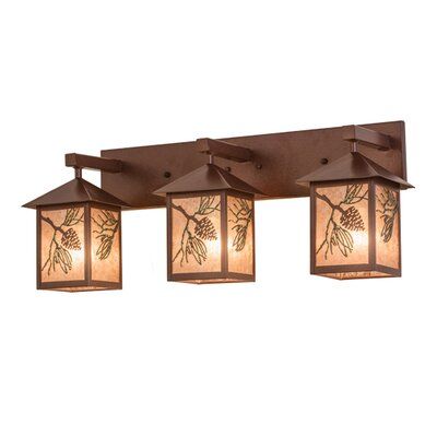 Meyda Tiffany Balsam 3-Light Vanity Light