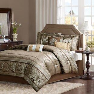 Bartle 7 Piece Comforter Set
