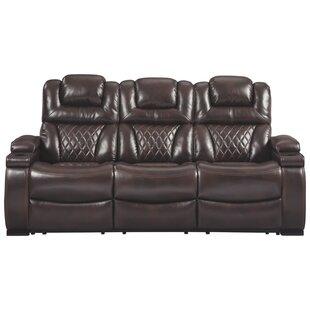 Mona Reclining Sofa by Red Barrel Studio