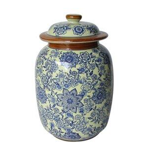 Lidded Storage Jar