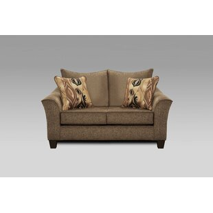Clarwin Cafe Loveseat by F..