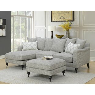 Emerald Home Furnishings Amelie Sectional