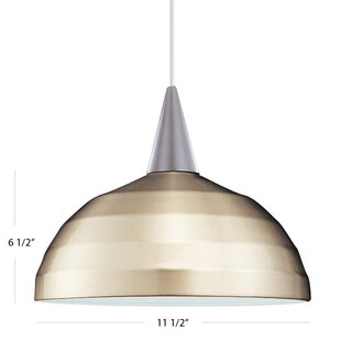 WAC Lighting Felis 1-Light Inverted Pendant