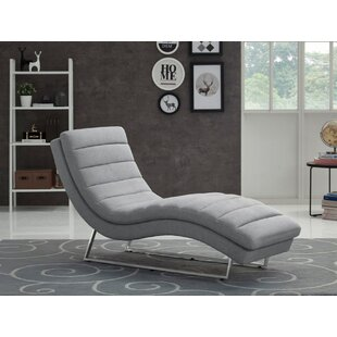 Affordable Price Julie Chaise Lounge by Orren Ellis Reviews (2019) & Buyer's Guide