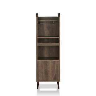 Sandford Wine Bar with Wine Storage by Gracie Oaks
