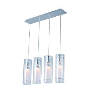 Orren Ellis Nyx 4-Light Pendant