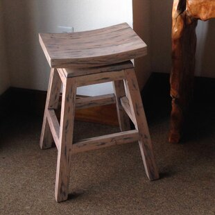 Look for 24 Swivel Bar Stool by Chic Teak Reviews (2019) & Buyer's Guide
