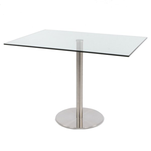 Glass Pub Table Part - 15: Wayfair.com