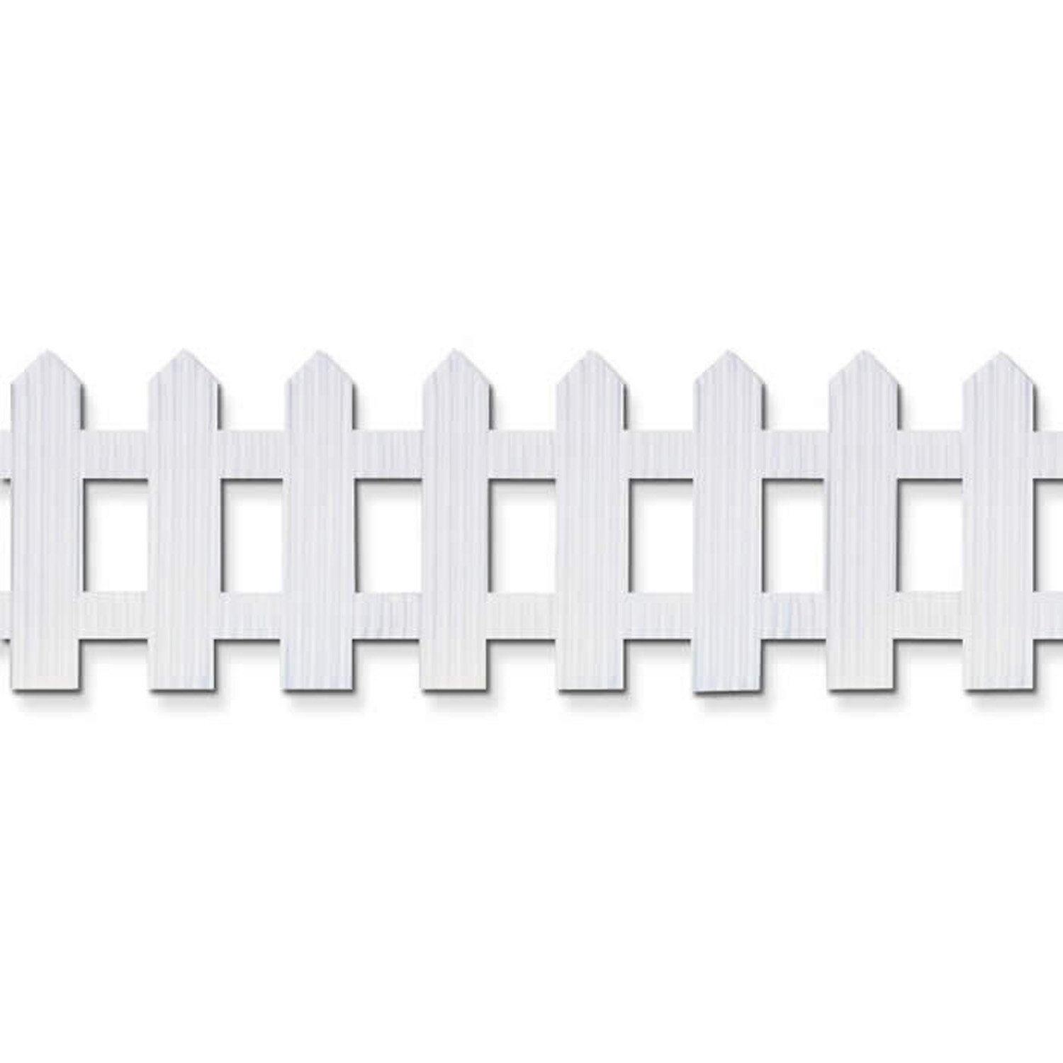 Pacon Creative Products Picket Fence Roll Bulletin Board Cut Out Wayfair