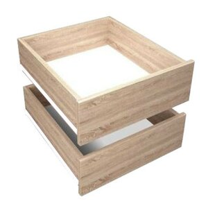 Athena 2 Piece Wardrobe Drawer Set By Natur Pur