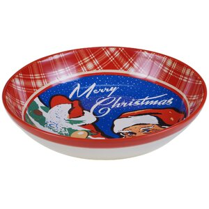 Retro Christmas Pasta Dish