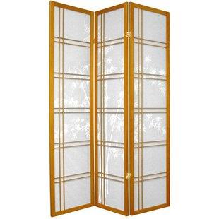 Lynn Shoji 3 Panel Room Divider