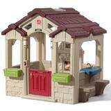 Charming Cottage 4.89' x 4.18' Playhouse by Step2