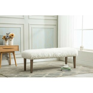Varela Wood Bench