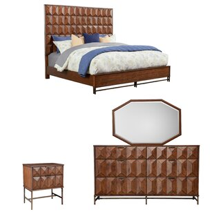 Mccaskill Panel Configurable Bedroom Set by Mercury Row Comparison