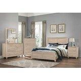 Jude Standard Solid Wood Configurable Bedroom Set by Gracie Oaks