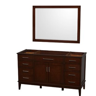 Hatton 59 Single Bathroom Vanity Base by Wyndham Collection
