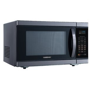 20 1.1 cu.ft. Countertop Microwave with Sensor Cooking by Farberware