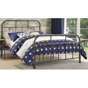 Farrah Platform Bed by Gracie Oaks