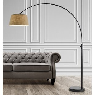Arched floor lamps youll love wayfair westlake 82 arched floor lamp aloadofball Image collections