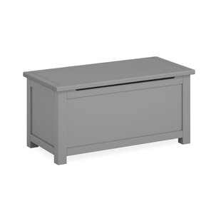 Talullah Wood Storage Bench By August Grove
