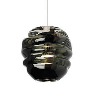 Audra 1-Light Globe Pendant by Tech Lighting