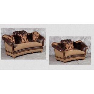 Benetti's Italia Salvatore 1 Piece Living Room Set