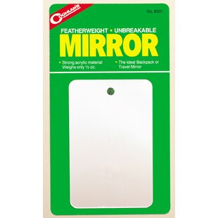 Coghlans Featherweight Mirror
