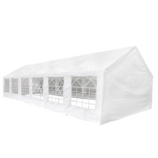 20 Ft. W x 39 Ft. D Steel Party Tent by Freeport Park