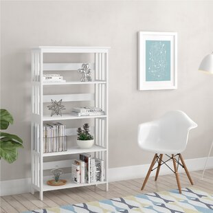 Minerva Etagere Bookcase by Andover Mills