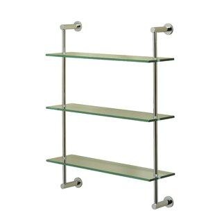 Valsan Essentials 3 Tier Wall Shelf