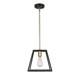 Ove Decors Agnes I 1-Light Geometric Pendant