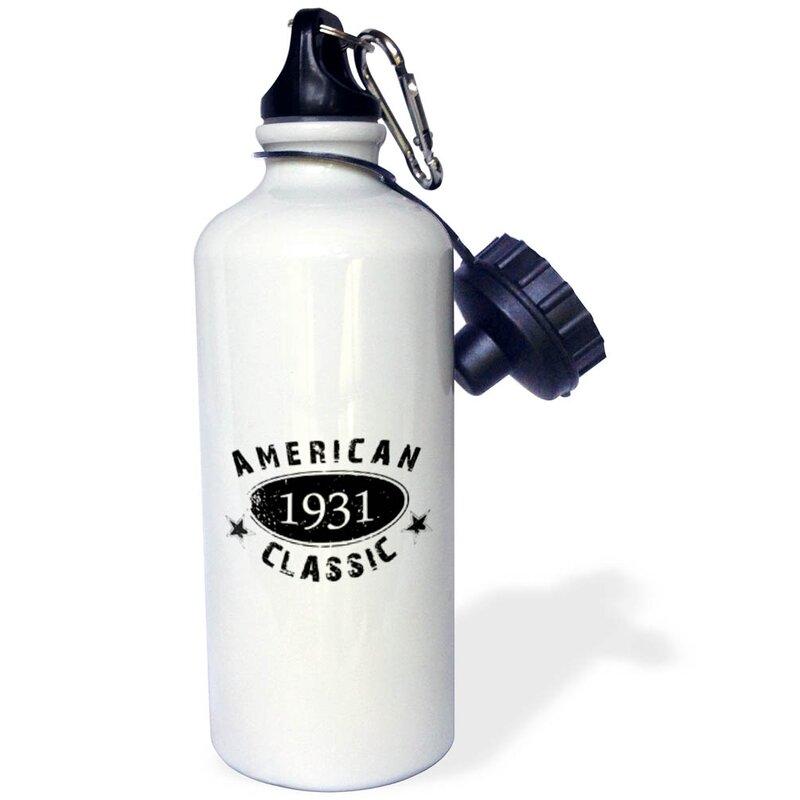 3drose 21 Oz Stainless Steel Water Bottle Wayfair