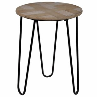 Methuen Transitional End Table
