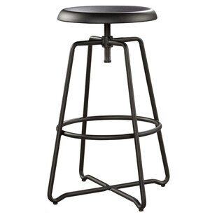 Trent Austin Design Chappel Adjustable Height Swivel Bar Stool