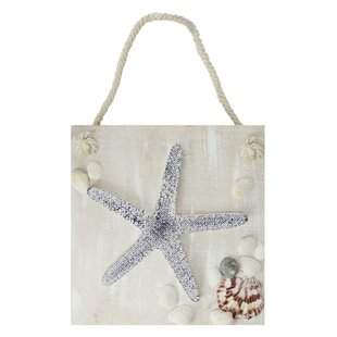 Cape Cod Inspired Starfish Hanging Wall Décor