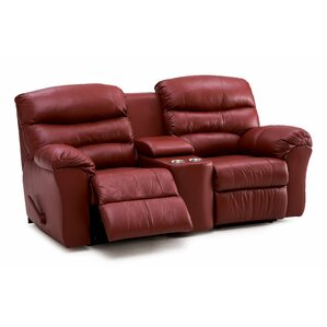 Durant Reclining Loveseat by Palliser Furnit..