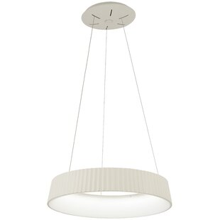 Orren Ellis Paylor 1-Light Drum Pendant