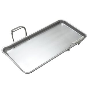 Induction 21 10 Stainless Steel Griddle