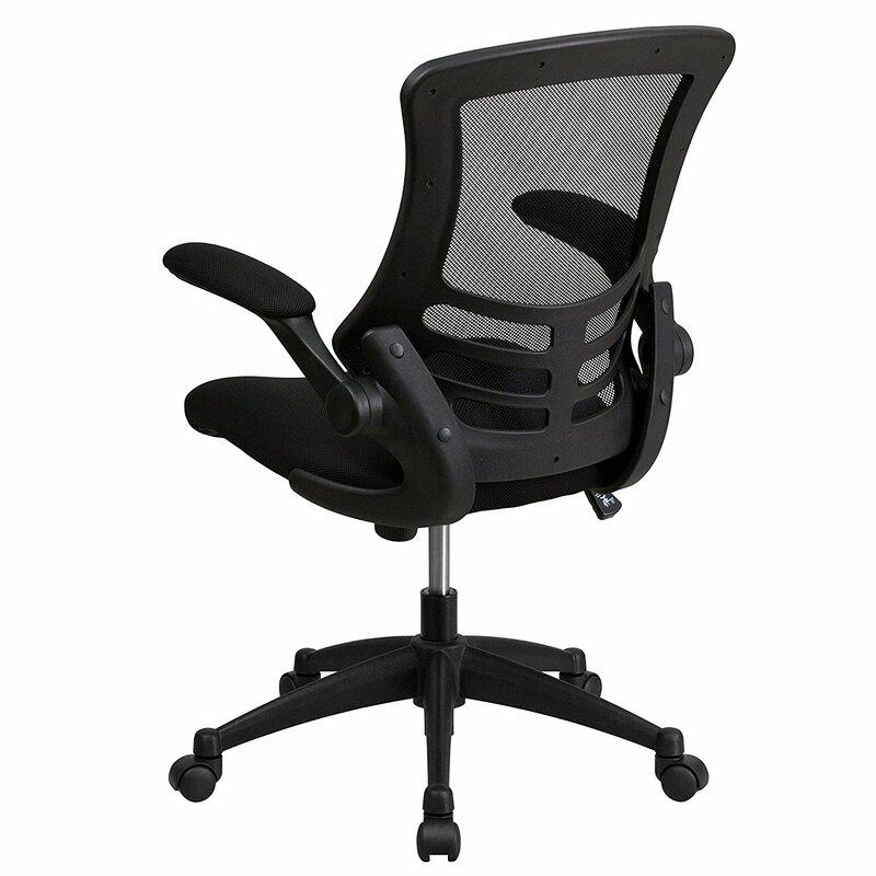 Mid Back Mesh Swivel Desk Chair