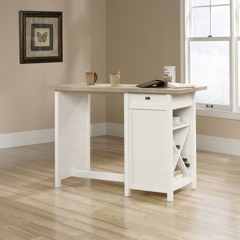 kitchen island furniture. Hampton Kitchen Island with Lintel Oak Top Islands  Carts You ll Love Wayfair