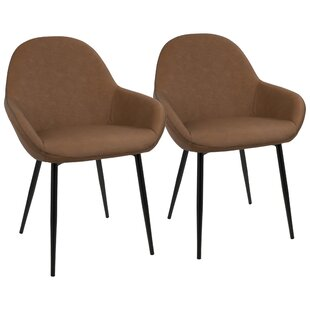 Rylee Upholstered Dining Chair (Set of 2)