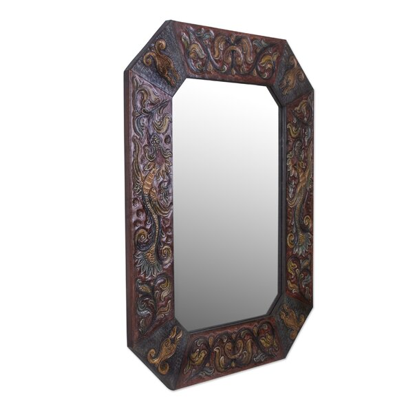 Astoria Grand Sturtevant Colonial Dream Traditional Accent Mirror Wayfair