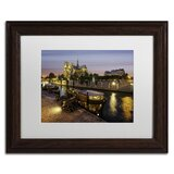 14 Wide Paris Framed Art You Ll Love In 2021 Wayfair