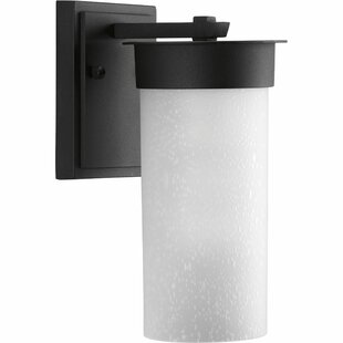 Coupon Zakrzewski 1-Light Outdoor Sconce By Brayden Studio
